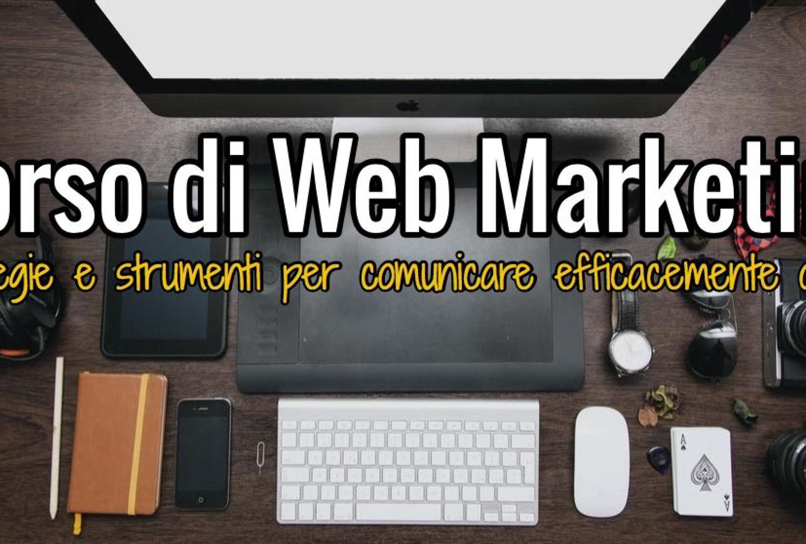 Centro Studi La Contrada – Corso di Web Marketing